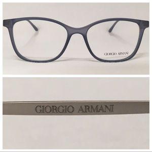 G ARMANI AR7094 Matte Blue 5449 size 52